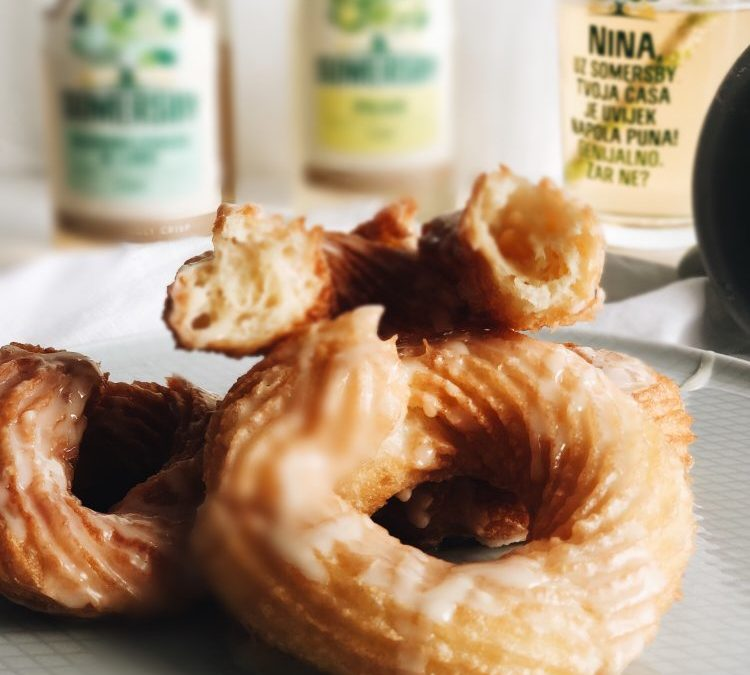 SOMERSBY CIDER CRULLERS