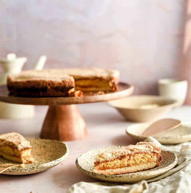 TORTA DI MANDORLE, SAVRŠENA TORTA OD BADEMA