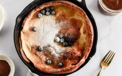 DUTCH BABY PALAČINKA