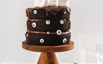 DEATH BY CHOCOLATE TORTA U HALLOWEEN IZDANJU